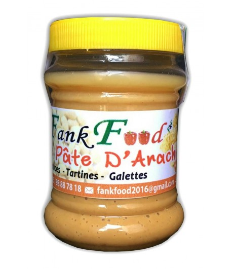Fank Food Pâte d'Arachide