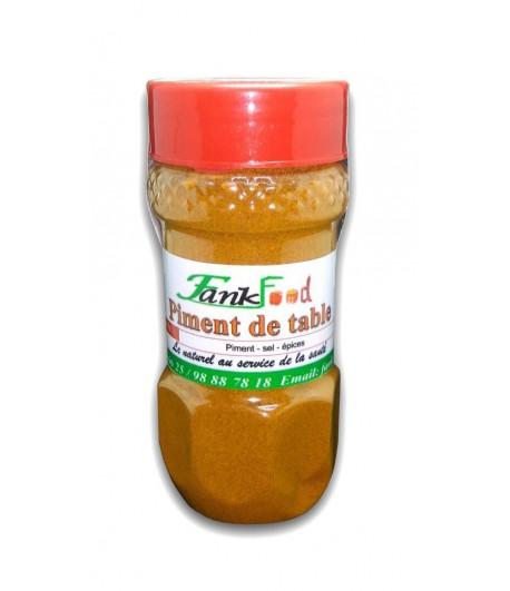 Fank Food Piment de Table