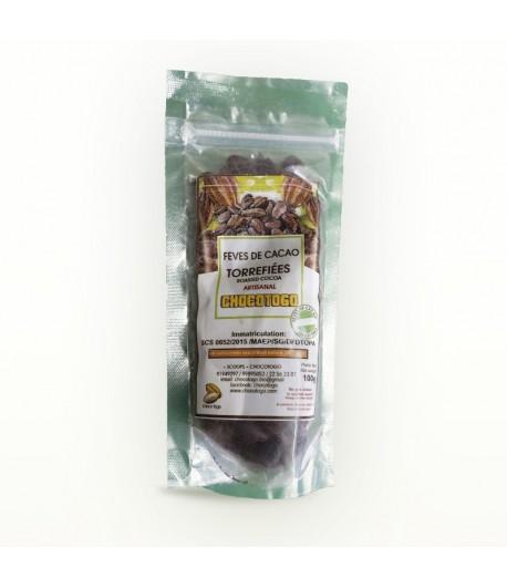 Chocotogo Feves de Cacao Torrifiées