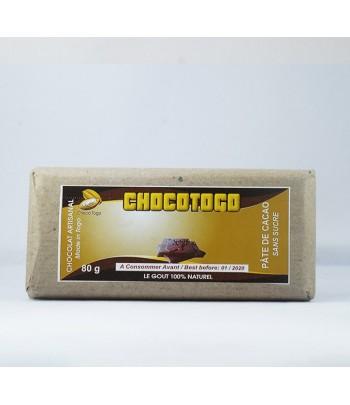 Chocotogo (pâte de Cacao...