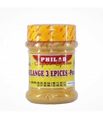 PHILAB Mélange de 3 Épices