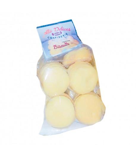 Biscuits à base de Beurre et Oeuf