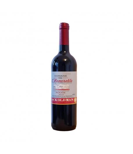 """Vin rouge """"Domaine de l'honorable"""""""